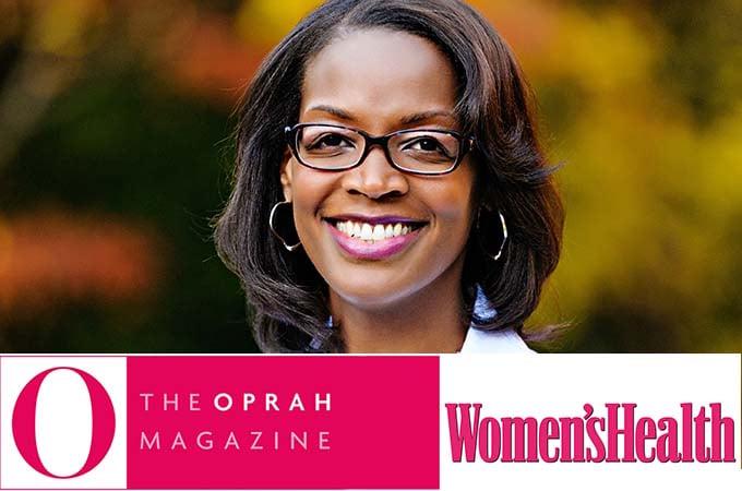 Oprah Magazine & Women's Health Turn to SGF Atlanta's Dr. McCarthy-Keith