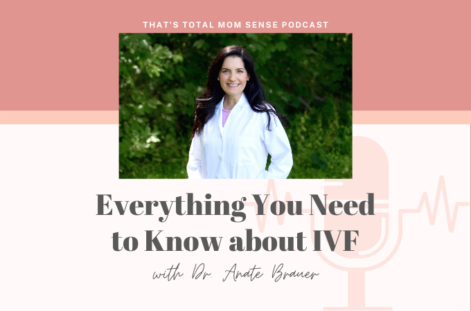 Podcast: Everything You Need to Know about IVF with SGF New York's Dr. Anate Brauer