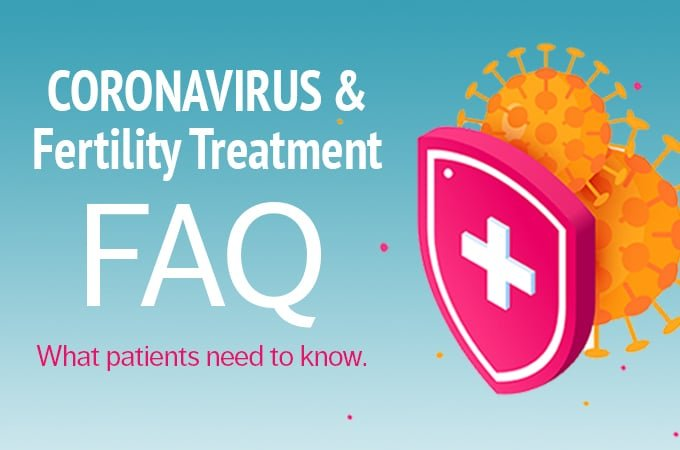 COVID-19 and Infertility: Frequently Asked Questions