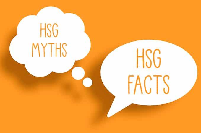 Dispelling the HSG Myths