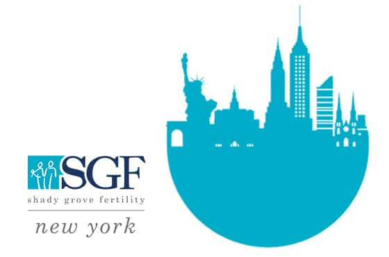 Shady Grove Fertility (SGF) Expands Egg Donation Program to New York City, with New Summer Incentives