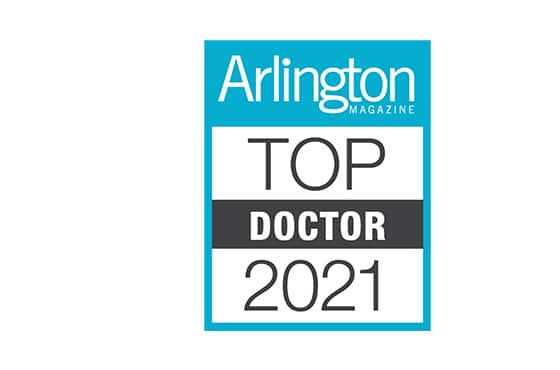 SGF Physicians are Recognized as Arlington Magazine's 2021 Top Doctors for Infertility