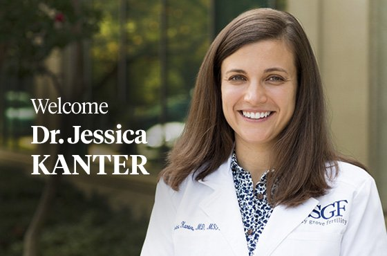 SGF welcomes Dr. Jessica R. Kanter to the Atlanta physician team